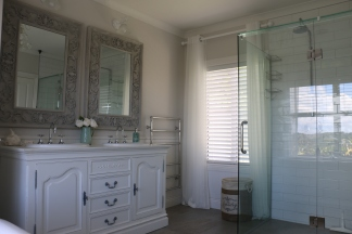 Double vanity &double shower